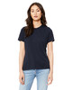 6413 - Solid Navy TriBlend