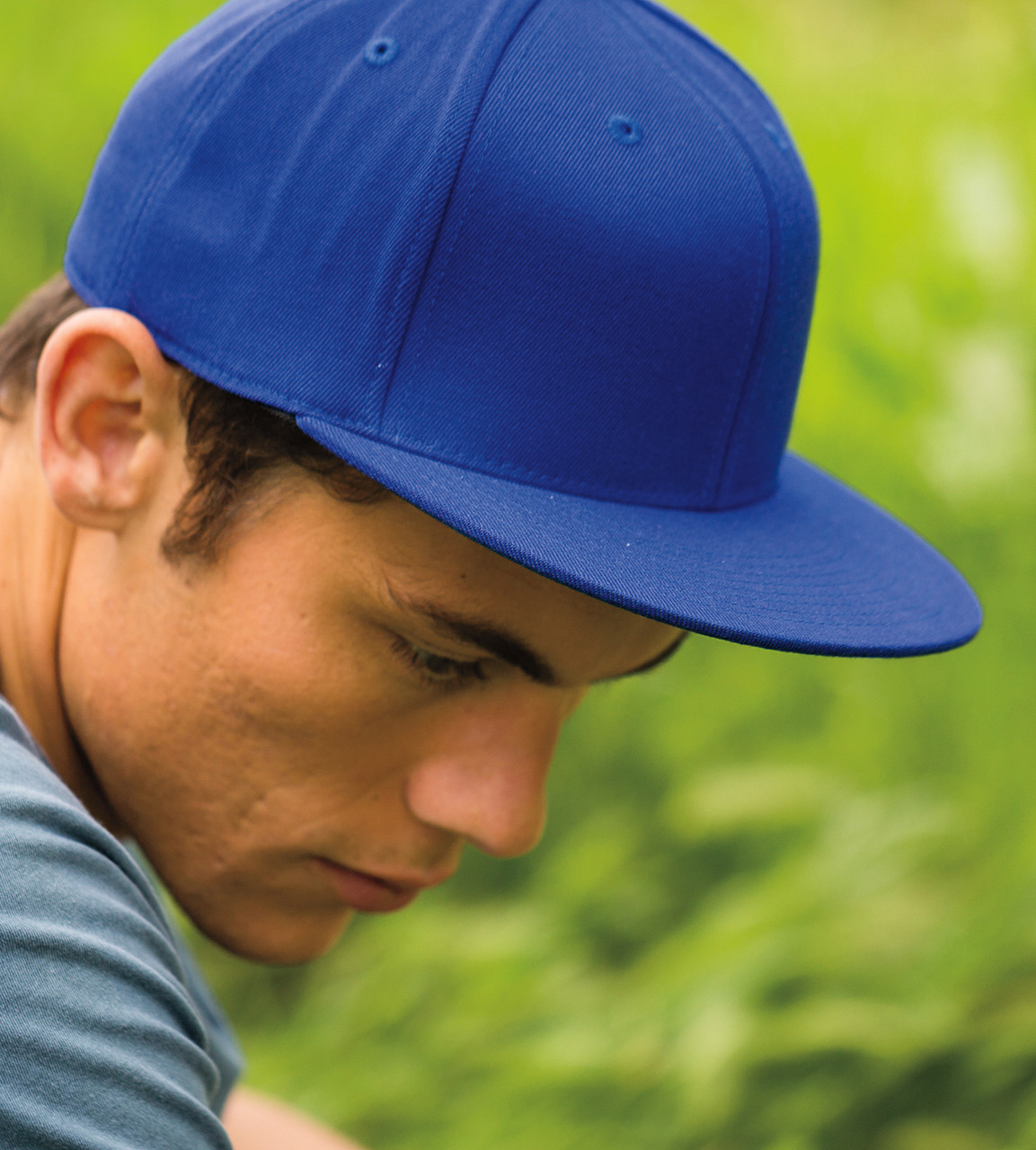 d7749c03ff5 Flexfit 6297F - Yupoong Pro-Baseball On-Field 6-Panel Cap ...
