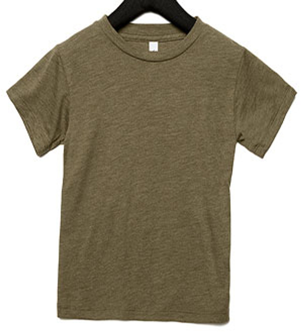 f861edd4 ... 3413T - Olive TriBlend · 3413T - Peach TriBlend. Previous. 3413T Bella  + Canvas Toddler TriBlend Short Sleeve T- ...