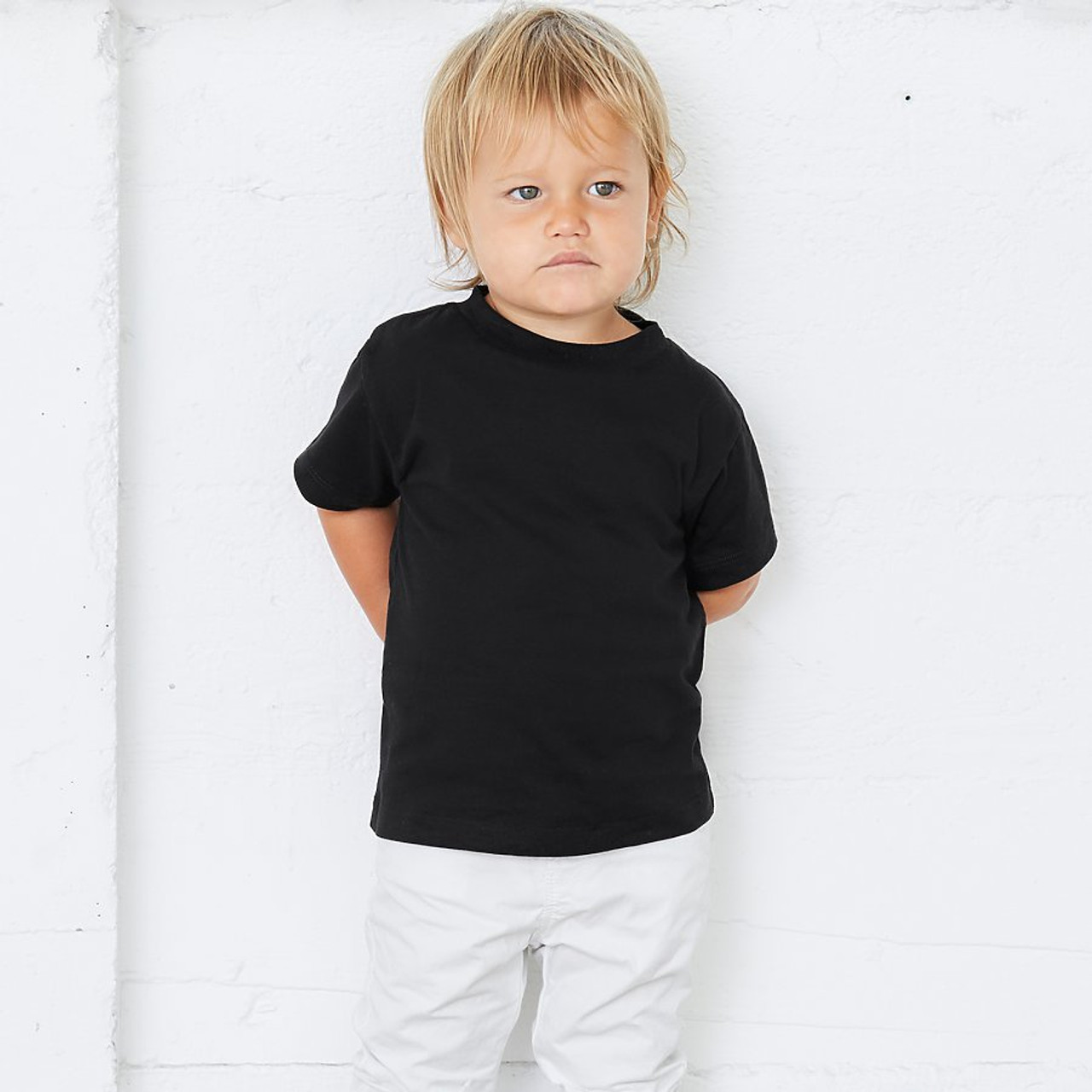 9eadfb7af Bella + Canvas 3001T Toddler Jersey Short Sleeve T-Shirt