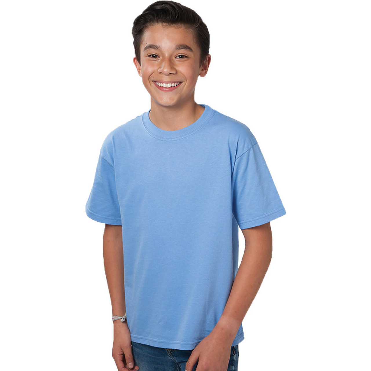 f4dec91c1f003 M&O Knits 4850 - Youth Soft Touch T-Shirt
