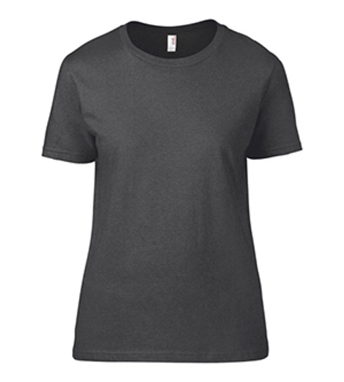 3eca6641 Anvil 880 Womens Lightweight T-Shirt