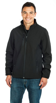 Dunbrooke 5208 - Men's Full-Zip Soft Shell Jacket