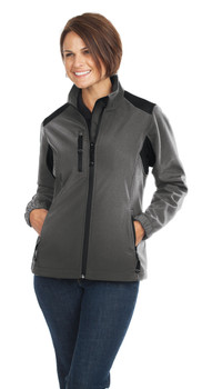 Dunbrooke 5209 - Ladies' Full-Zip Soft Shell Jacket