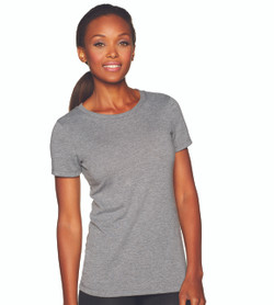 Next Level Apparel 6710 Ladies' Tri-Blend Tee  (Premium Heather)