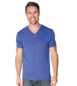 Next Level Apparel 6040NL Men's Tri-Blend V-Neck Tee