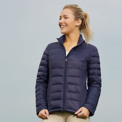 15600 Weatherproof Garment Co 32 Degrees Ladies' Packable Down Puffer Jacket
