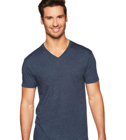 6240 Next Level Men's CVC V-Neck Tee