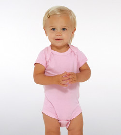 Rabbit Skins 4424 - Infant Fine Jersey Bodysuit