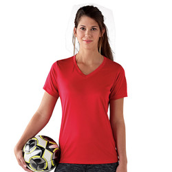 203 Paragon Ladies' Vera V-Neck Performance Tee