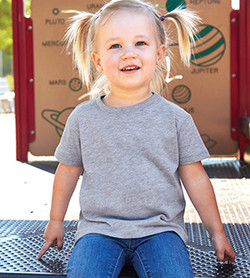 3110 Next Level Apparel Toddler Cotton Tee