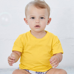 3001B Bella + Canvas Baby Jersey Short Sleeve Tee