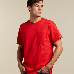 Tultex 293 - Unisex Heavyweight Pocket Tee