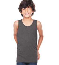 3480Y BELLA + CANVAS Youth Jersey Tank Top