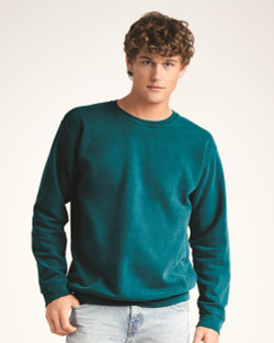 Garment Dyed Sweatshirt 1566