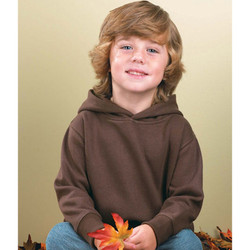 Rabbit Skins 3326 - Toddler Fleece Pocket Pullover Hooded Sweatshirt