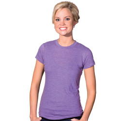 Tultex 240 - Ladies' Poly-Rich Blend T-Shirt
