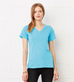 6405 Bella + Canvas Relaxed Crew Neck Short Sleeve Tee