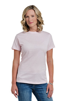 216 - Ladies' Classic Fit Fine Jersey Tee