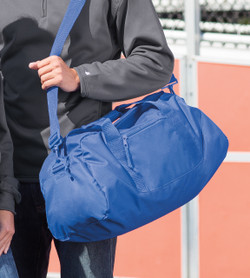 8806 Liberty Bags Recycled Game Day Large Duffel Bag