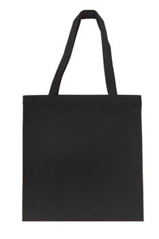 FT003 LIBERTY BAGS NON-WOVEN TOTE  (Black)