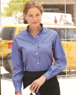 Van Heusen - Women's Pinpoint Oxford Shirt - 13V0110