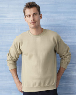 18000 Gildan Heavy Blend Adult Crewneck Sweatshirt