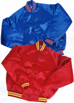 Satin Award Jackets