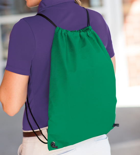 A136 LIBERTY BAGS NON-WOVEN DRAWSTRING BACKPACK