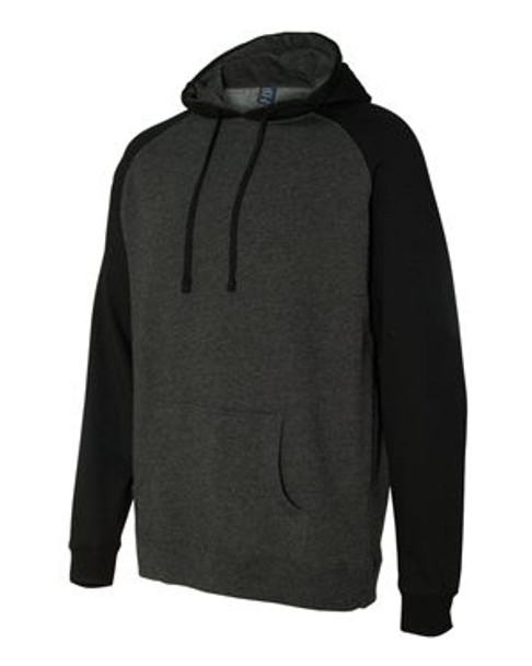 IND40RP - Charcoal Heather/Black
