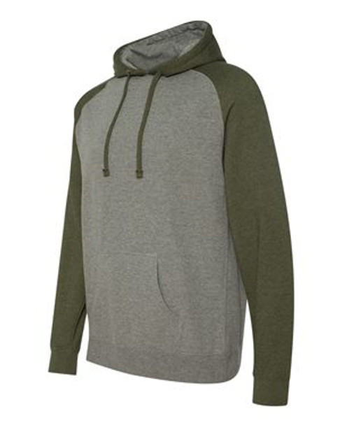 IND40RP - Gunmetal Heather/Army Heather