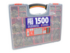 1500 Piece Mixed Screw Case