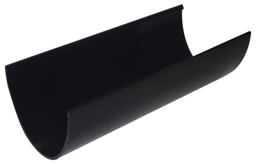 Hi-Cap 115mm Black 4M Gutter