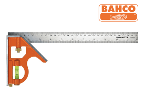 "Bahco 12"" Combination Square"