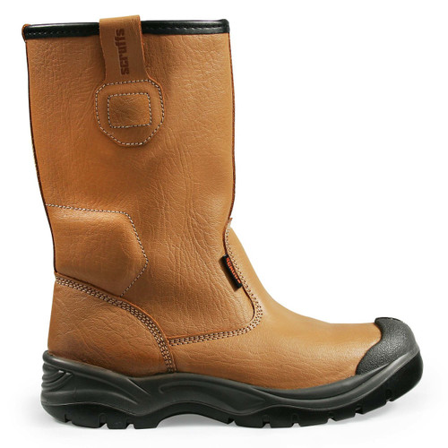 Gravity Rigger Tan Boots
