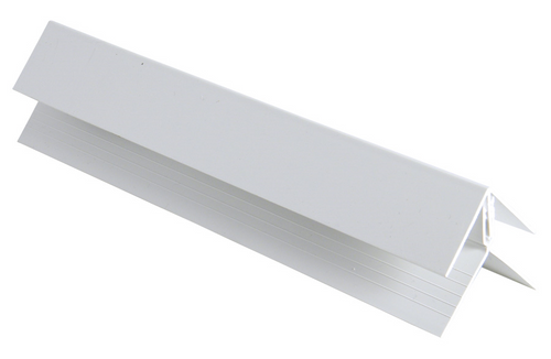 Cladding Internal/External Corner - 2 part - 5m length
