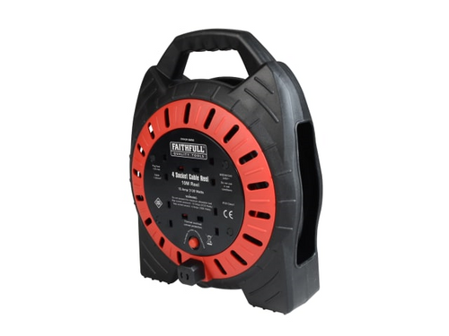 10m 13A Cable Reel