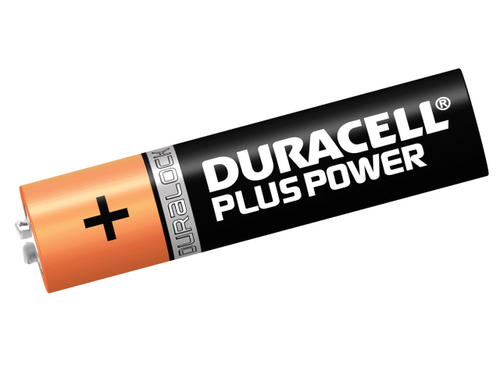 Duracell 8 x AAA Batteries
