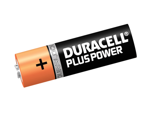 8 x AA Batteries