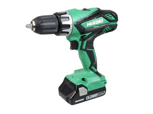 HIKOKI	18V Combi Drill with 2 x 2.5Ah Li-Ion Batteries
