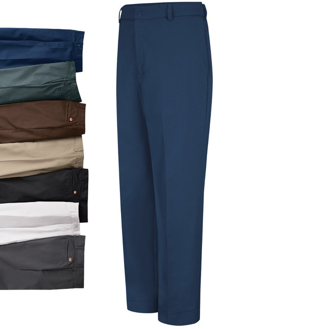 Red Kap Men's Dura-Kap Industrial Pant in 7 colors - PT20