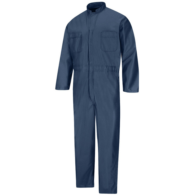 Red Kap ESD Anti-Static Operations Coverall - CK44 Navy