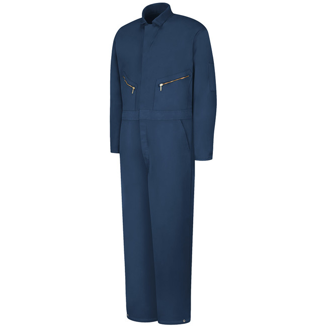 Red Kap Insulated Twill Coverall - CT30 Navy