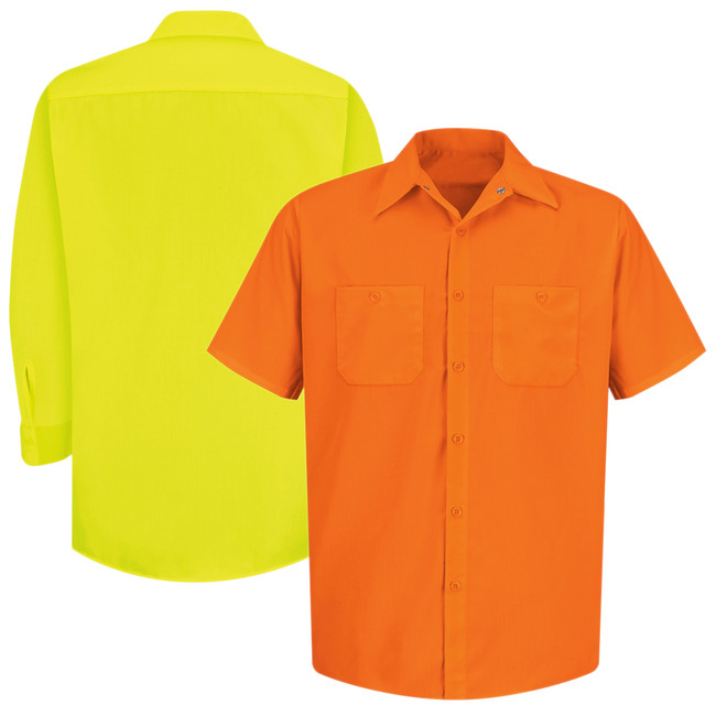 Enhanced Visibility Work Shirt - SS24 / SS14