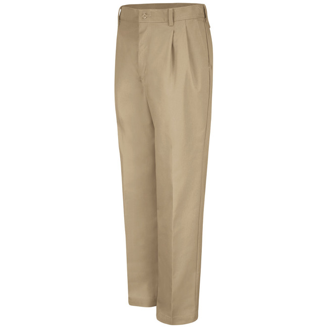 Red Kap Men's Pleated Work Pant - PT32
