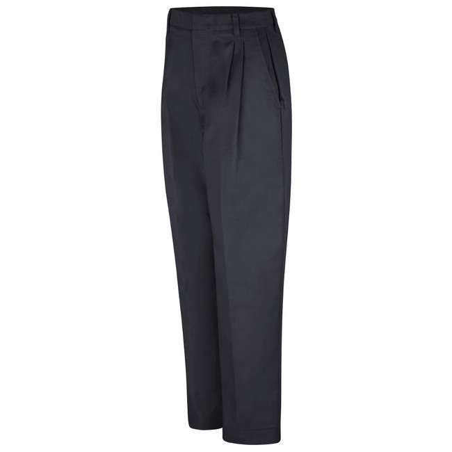 Red Kap Women's Pleated Twill Slacks - PT39