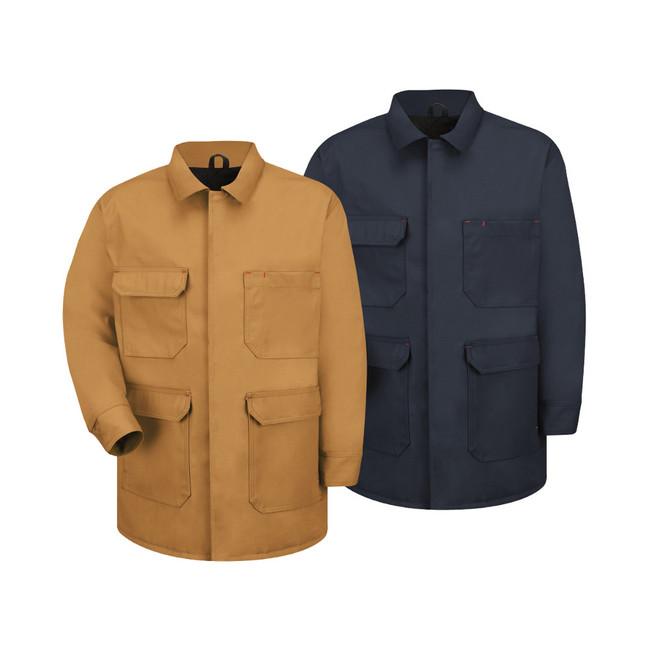 Red Kap Men's Blended Duck Chore Coat 2 Colors JD24