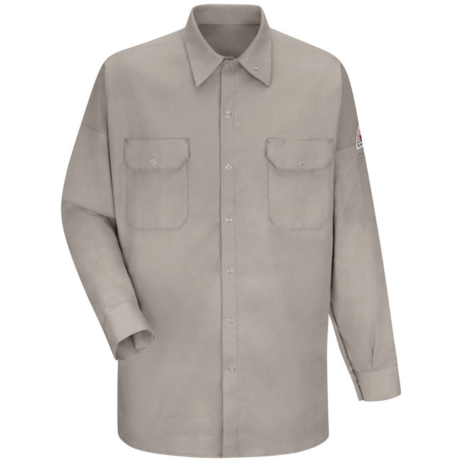 Bulwark FR Flame Resistant Welding Work Shirt - Excel FR - 7oz Tuffweld - SWW2