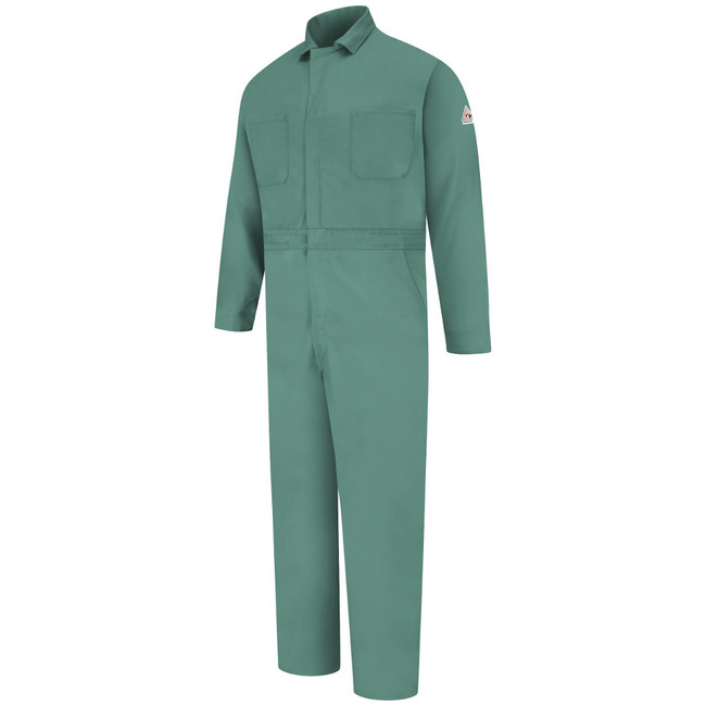 Bulwark FR Flame Resistant Classic Gripper-Front Coverall - Excel FR - CEW2