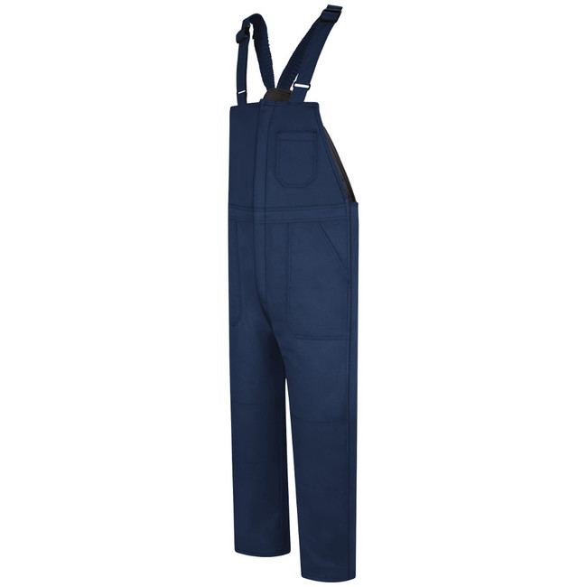 Bulwark FR Flame Resistant Deluxe Insulated Bib Overall - Nomex IIIA - BNN2 Navy